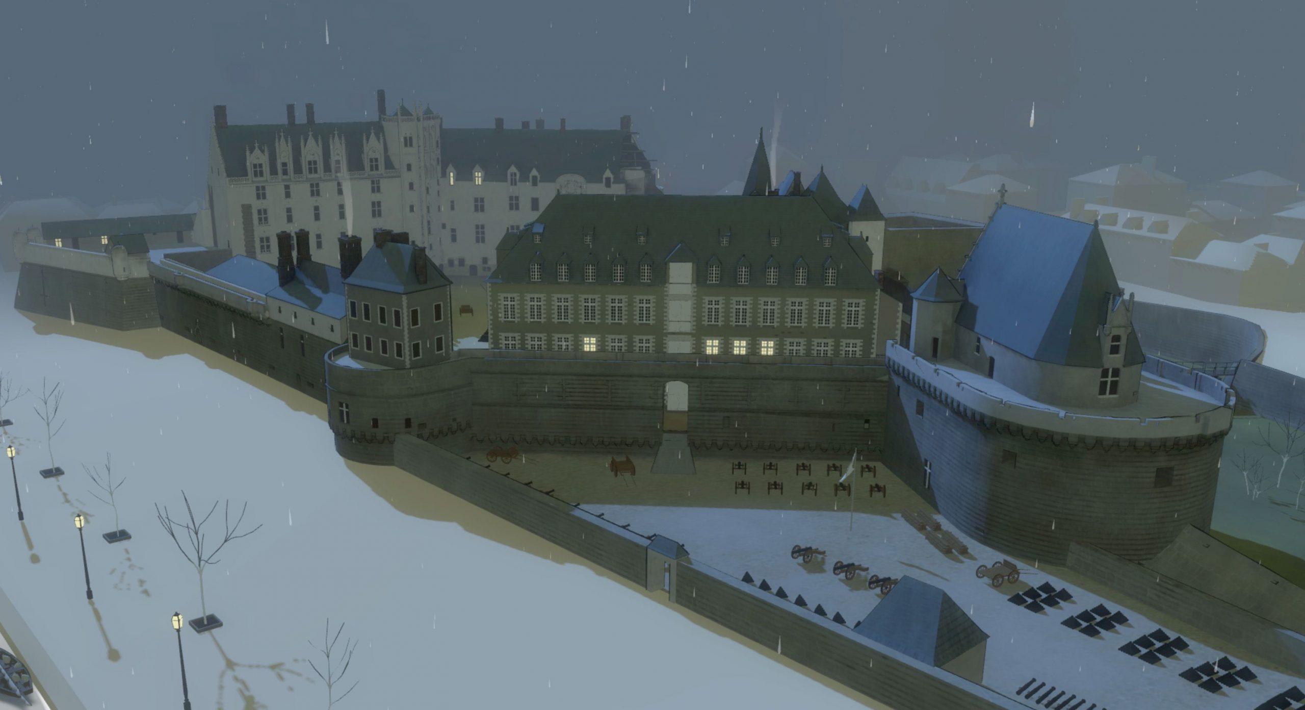 maquette-3d-du-chateau-des-ducs-de-bretagne